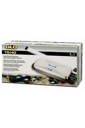 Hagen GLO T5 HO 2 x 39w Fluorescent Light Controller Starter Unit