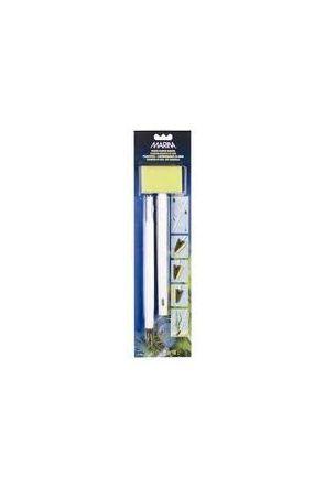 Marina Deluxe Aquarium Long Reach Algae Scraper Planter - 11019