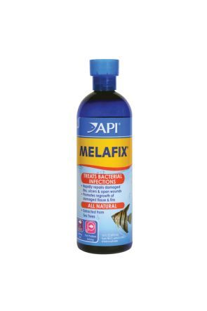 API Melafix 473ml (Fin Rot & Mouth Fungus - Reef Safe)