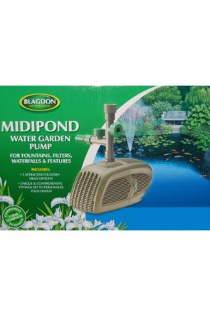 Blagdon Midipond Pump MDP3500 (small pond)
