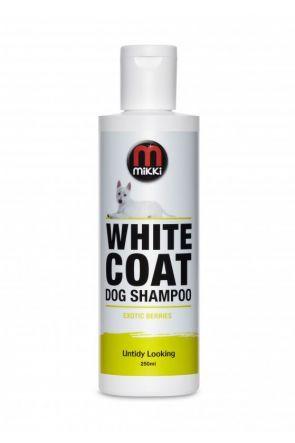 Mikki White Dog Shampoo - 250ml