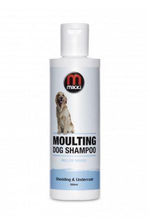 Mikki Moulting Dog Shampoo - 250ml