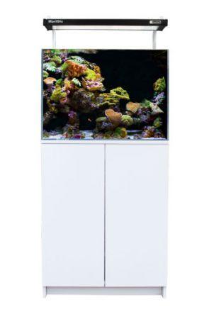 AquaOne MiniReef 120 Aquarium with Cabinet