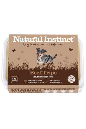 Natural Instinct Beef Tripe 1kg