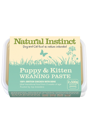 Natural Instinct Weaning Paste