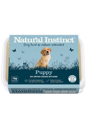 Natural Instinct Puppy
