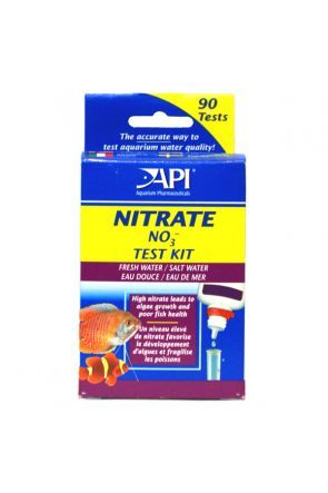 API Nitrate Liquid Test Kit (90 tests)