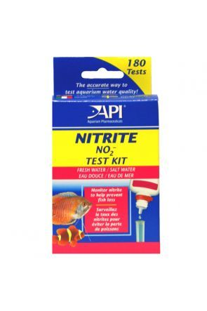 API Nitrite Liquid Test Kit NO2 (180 tests)