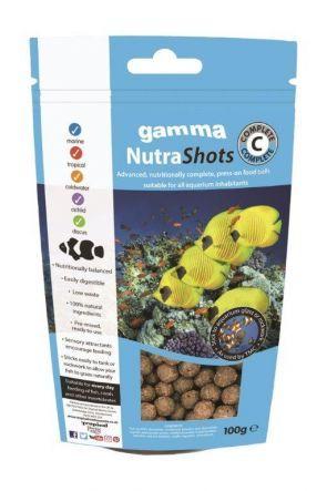 Gamma NutraShots Complete 100g