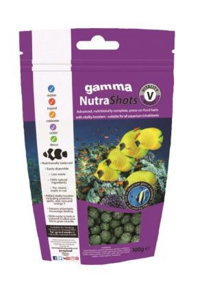 Gamma NutraShots Vitality Boost 100g