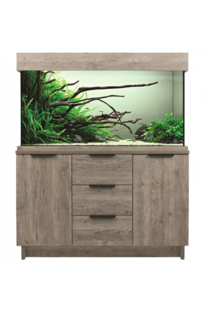 Aqua One OakStyle Urban 230 Aquarium & Cabinet
