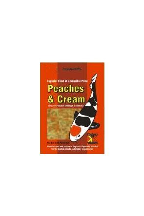 Yamitsu - Peaches & Cream - 5kg