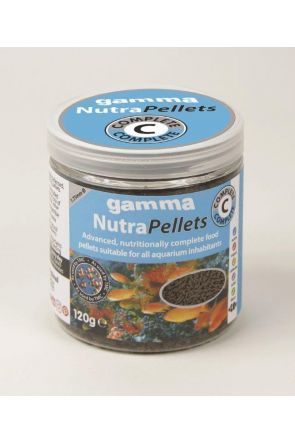 Gamma NutraPellets Complete 120g