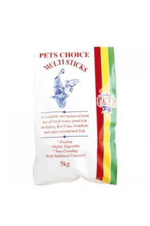 Pets Choice MultiSticks - 5kg sack