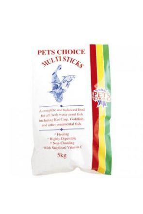 Pets Choice MultiSticks - 5kg sack