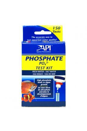 API Phosphate Liquid Test Kit (150 tests)