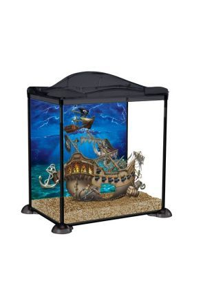 Pirates Aquarium