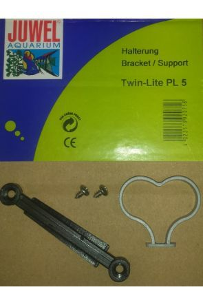 Juwel replacement Bracket for Twin-Lite PL4 Fittings