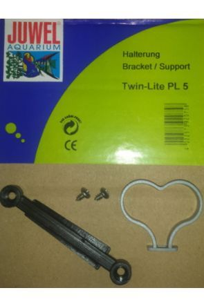 Juwel replacement Bracket for Twin-Lite PL5 Fittings
