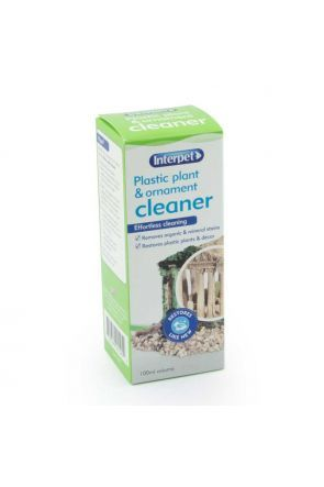 Plastic Plant & Ornament Cleaner