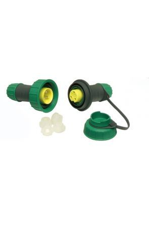 Blagdon Weatherproof Powersafe Plug & Socket Connector