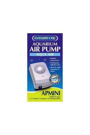 Interpet AP Mini Air Pump (with Air Line & Air Stone)