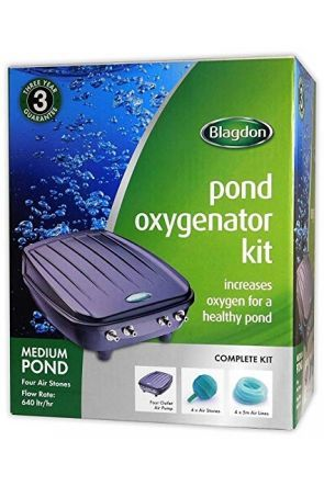Blagdon Pond Oxygenator Kit - medium Pond