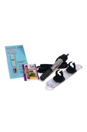 Reef One Tropical Aquarium Heater & Thermostat Pack