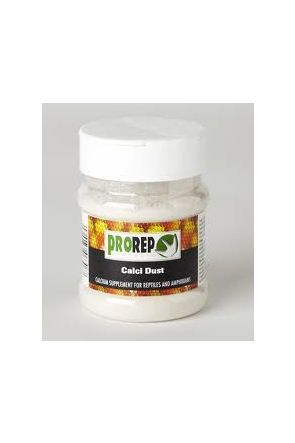 Pro Rep Calci Dust 200g for Reptiles