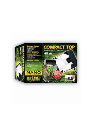 Exo Terra Compact Top Nano 20cm 1 Light (PT2224)