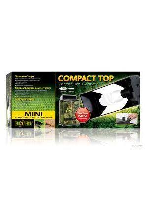 Exo Terra  Compact Top Small  30cm 1 Light (PT2225)