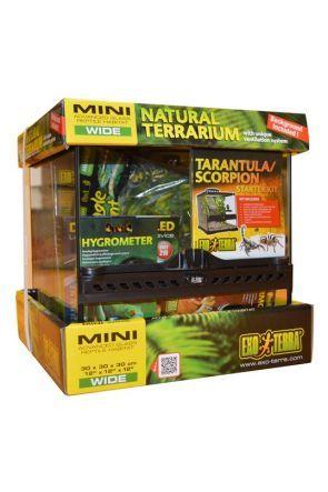 Exo Terra Tarantula / Scorpian starter kit