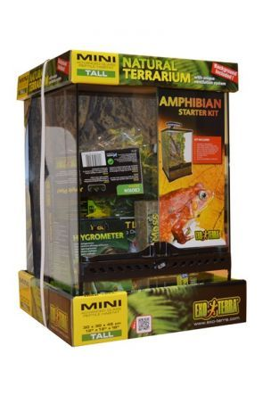 Exo Terra Amphibian starter kit