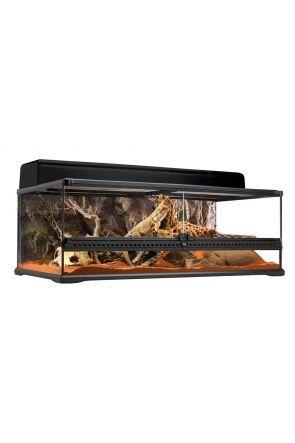Exo Terra Glass Terrarium Large/X-Tall- 90cm x 45cm x 30cm (PT2611)