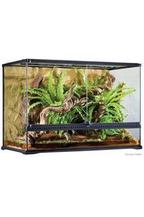 Exo Terra Glass Terrarium Large/Tall - 90cm x 45cm x 60cm (PT2614)