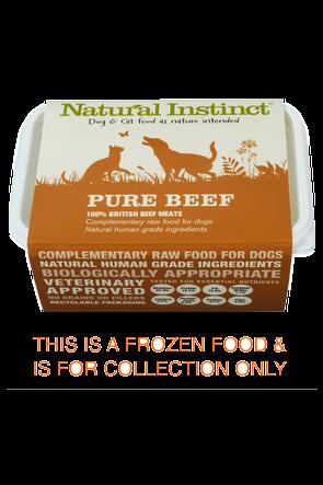 Natural Instinct Pure Range - Beef 1kg