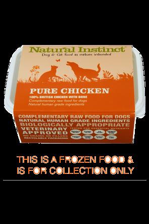 Natural Instinct Pure Range - Chicken 1kg