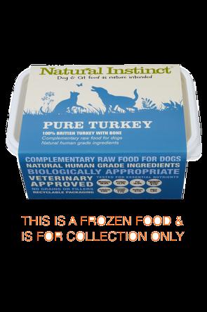 Natural Instinct Pure Range - Turkey 1kg