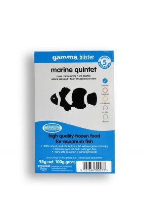 Gamma Frozen Marine Quintet