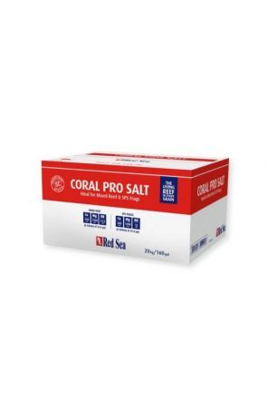 Red Sea Coral Pro 20KG Refill Box