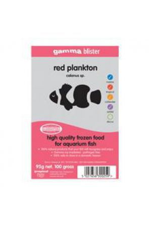 Gamma Red Plankton