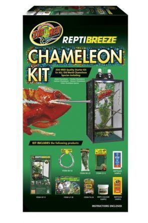 Zoo Med ReptiBreeze Chameleon Complete Kit