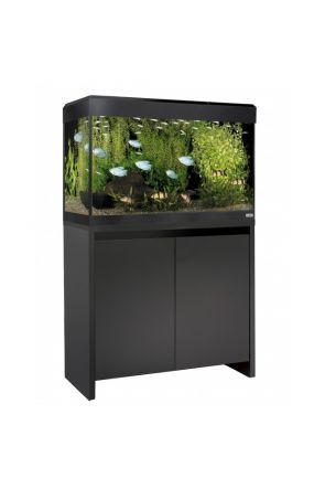 Fluval Roma 125 LED Aquarium & Cabinet (Black)