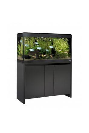Fluval Roma 200 LED Aquarium & Cabinet (Black)