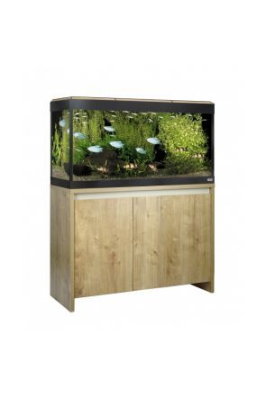 Fluval Roma 200 LED Aquarium & Cabinet (Oak)