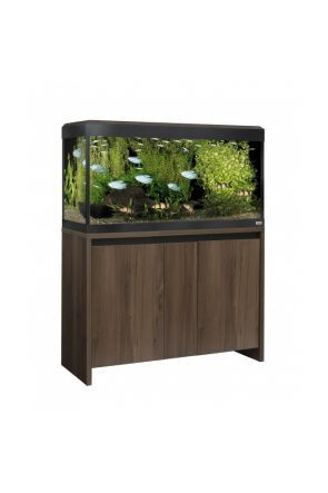 Fluval Roma 200 LED Aquarium & Cabinet (Walnut)