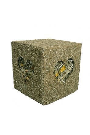 I Love Hay Cube - Medium