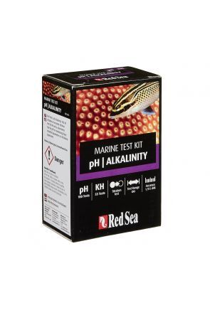 Red Sea pH/Alkalinity Test Kit (100/55 tests)