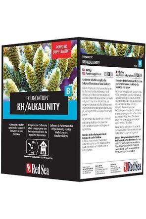 RED SEA REEF FOUNDATION B (KH/ALKALINITY) - 1KG POWDER