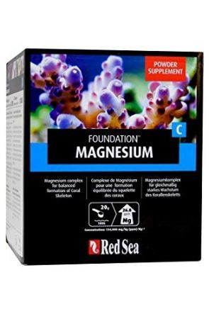 RED SEA REEF FOUNDATION MAGNESIUM C (MG) - 1KG POWDER